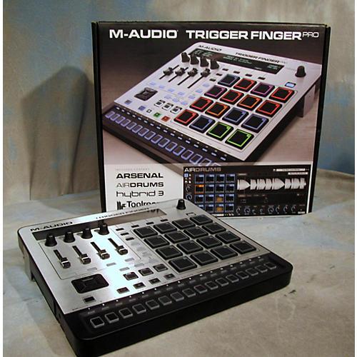 M-Audio TRIGGER FINGER PRO MIDI Controller