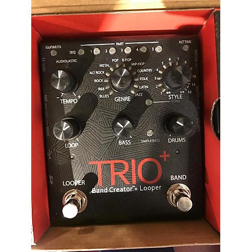 Digitech TRIO+ BAND CREATOR LOOPER Pedal