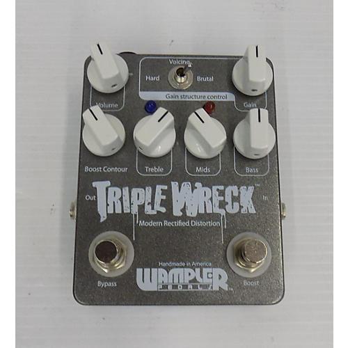 Wampler TRIPLE WRECK Effect Pedal