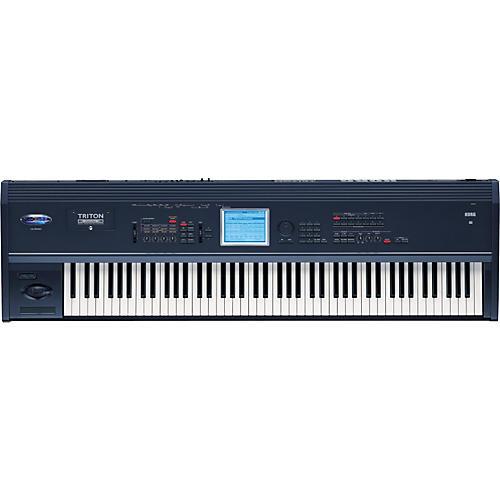 Korg TRITON Extreme 88-Key Music Workstation/Sampler