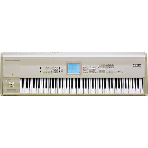 Korg TRITON Studio 88-Key Workstation/Keyboard