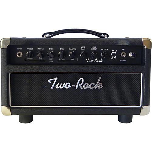 Two Rock TRJT35HD Jet 35W Tube Guitar Amp Head