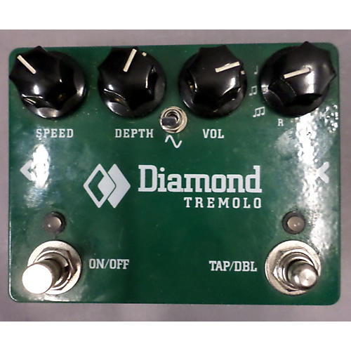 DIAMOND PEDALS TRM-1 TREMOLO Effect Pedal