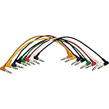 "On-Stage TRS - TRS Patch Cable 8-Pack (17"")"