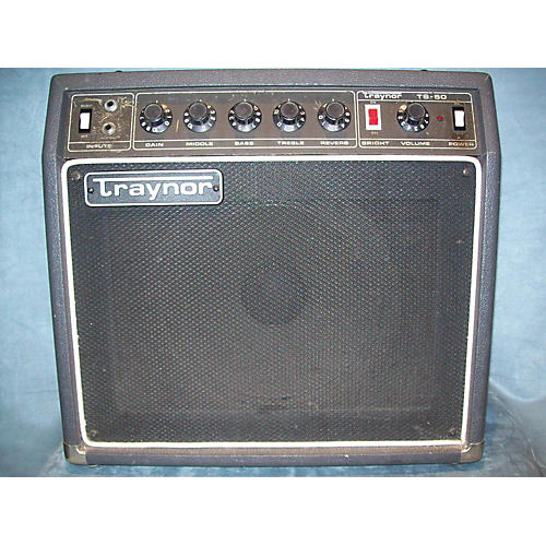 used traynor ts 50 guitar combo amp guitar center. Black Bedroom Furniture Sets. Home Design Ideas