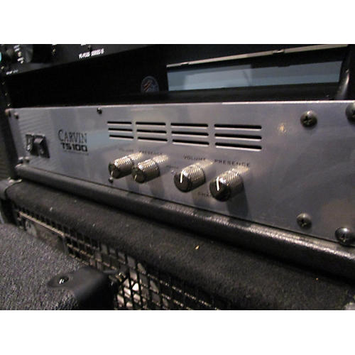 Carvin TS100 Guitar Preamp