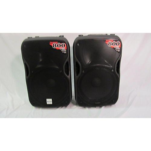 Alto TS115A 2-Way 800W Pair Powered Speaker