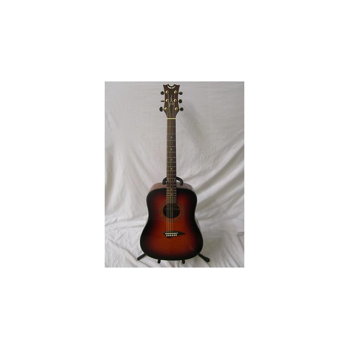 Dean TS2 VSB Acoustic Guitar