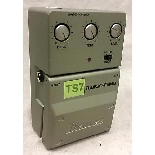 Ibanez TS7 TUBE SCREAMER Effect Pedal