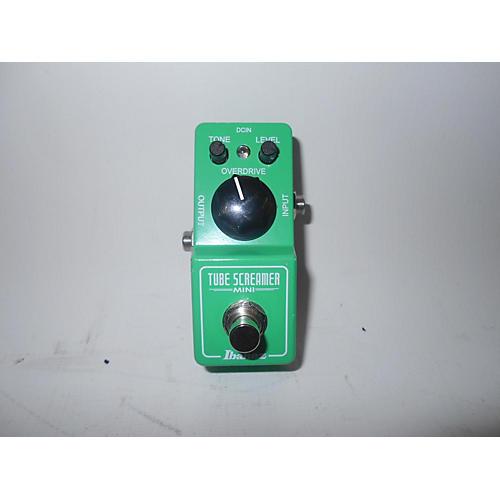 Ibanez TS808 Reissue Tube Screamer Mini Distortion Effect Pedal