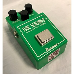 Ibanez TS808 Reissue Tube Screamer With Analogman Mod Effect Pedal
