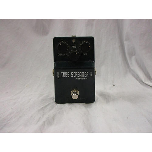 Ibanez TS808HW Hand Wired Tube Screamer Effect Pedal
