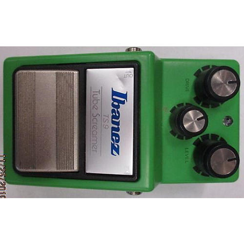 used ibanez ts9 tube screamer distortion effect pedal guitar center. Black Bedroom Furniture Sets. Home Design Ideas