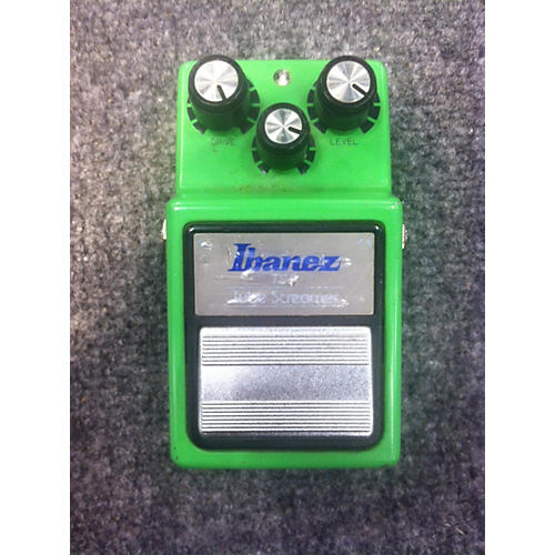 Ibanez TS9 Tube Screamer Distortion TA75558 Chip Effect Pedal