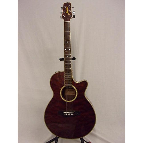 Jasmine TS90C-dW Acoustic Electric Guitar