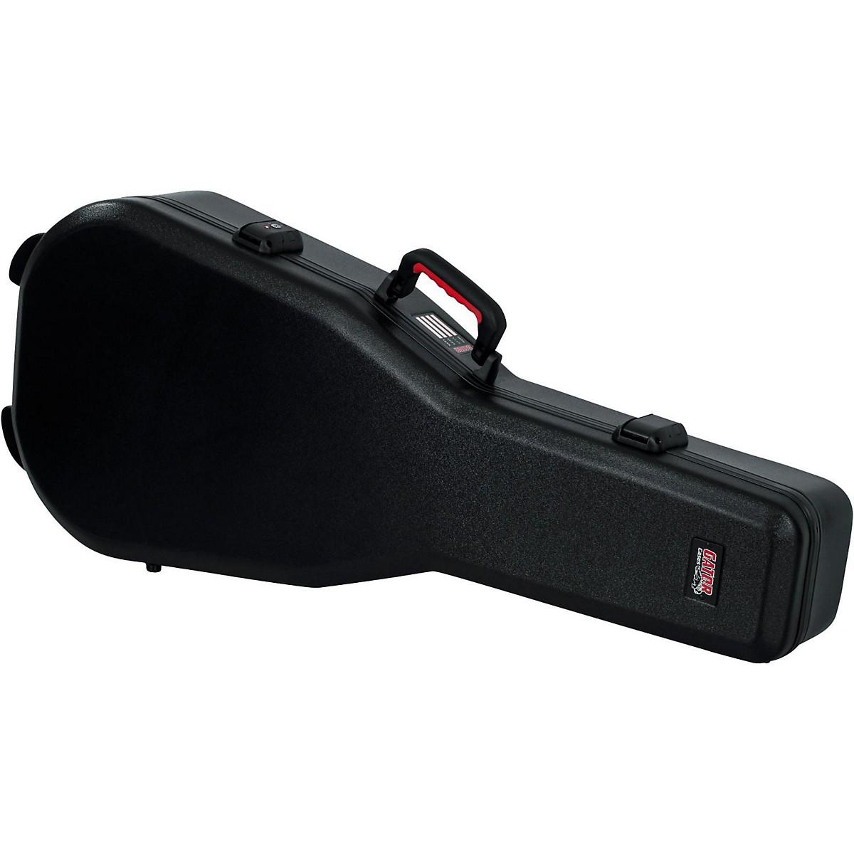 Gator TSA ATA Molded Acoustic Guitar Case