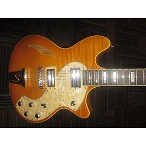 used schecter guitar research tsh1 hollow body electric guitar guitar center. Black Bedroom Furniture Sets. Home Design Ideas