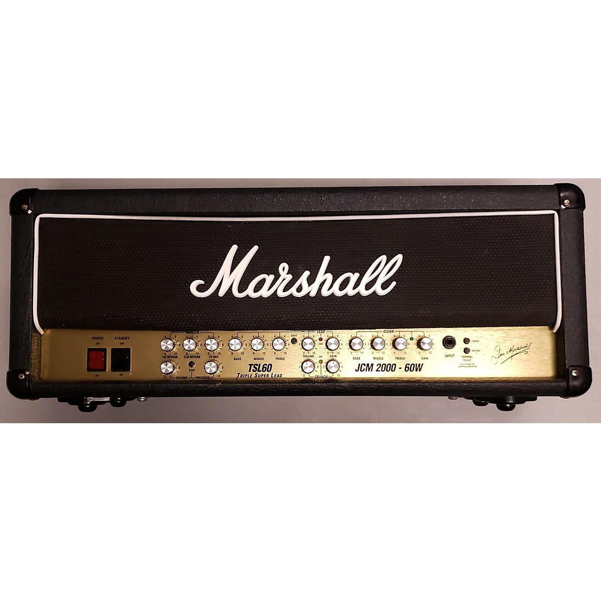 Marshall TSL100 JCM2000 Triple Super Lead Tube Guitar Amp Head