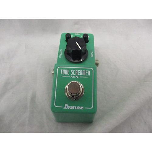 Ibanez TSMINI Tube Screamer Mini Effect Pedal