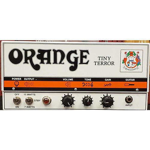 used orange amplifiers tt15h tiny terror 15w tube guitar amp head guitar center. Black Bedroom Furniture Sets. Home Design Ideas
