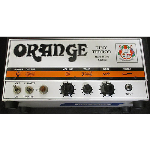 Orange Amplifiers TT15HWH Tiny Terror Hard Wired Tube Guitar Amp Head