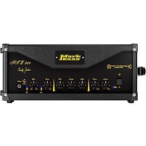Markbass TTE 501 500 Watt Randy Jackson Signature Tube Bass Amp Head by Markbass