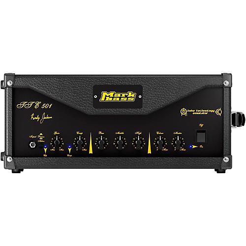Markbass TTE 501 500W Randy Jackson Signature Tube Bass Amp Head