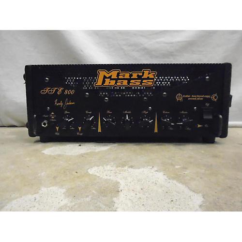 Markbass TTE800 800W Tube Bass Amp Head
