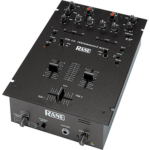 Rane TTM 54i 2-Channel Performance Mixer