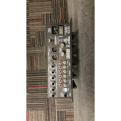 used rane ttm57 dj mixer guitar center. Black Bedroom Furniture Sets. Home Design Ideas