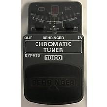 Behringer TU100 Tuner Pedal