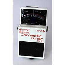 Boss TU2 Chromatic Tuner Pedal