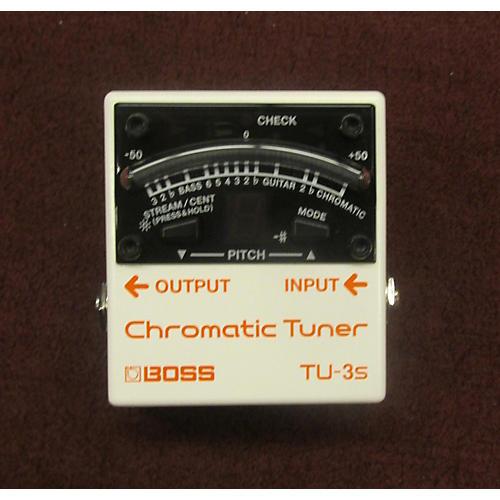 Boss TU3S Tuner Pedal
