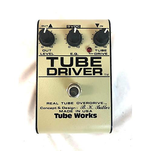 Tubeworks TUBER DRIVER Effect Pedal