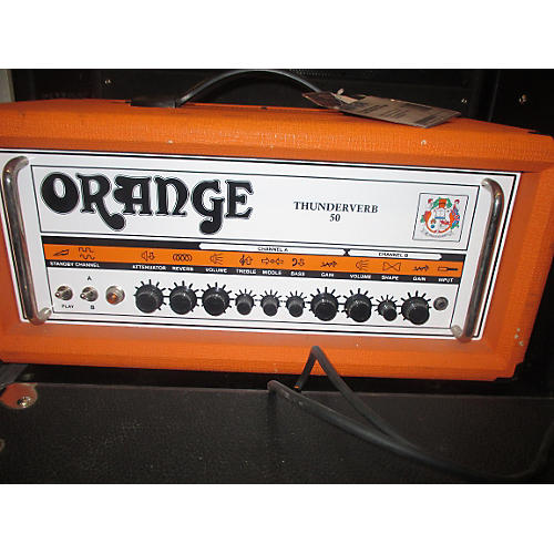 Orange Amplifiers TV50H Tube Guitar Amp Head