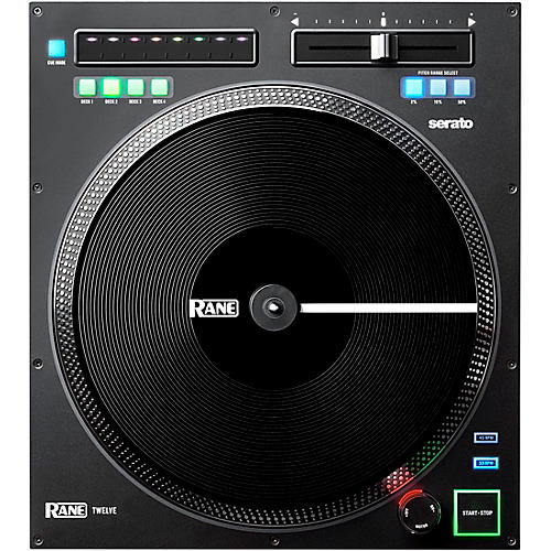 Rane TWELVE Motorized DJ Battle MIDI Controller