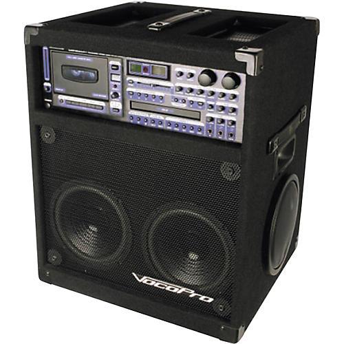 VocoPro TWISTER-RV 250W Karaoke System