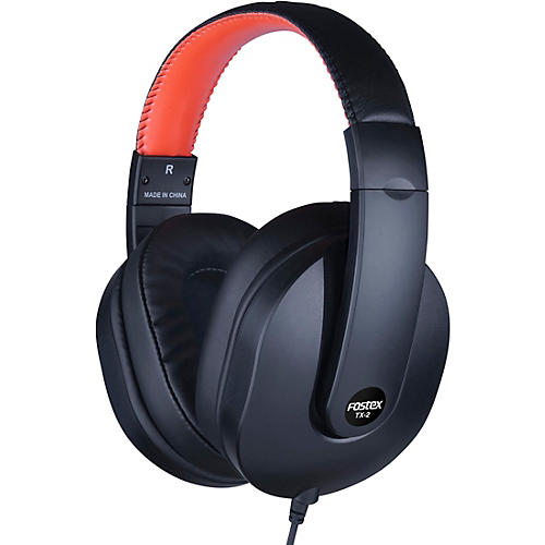 Fostex TX-2 Closed-Back Studio Headphones