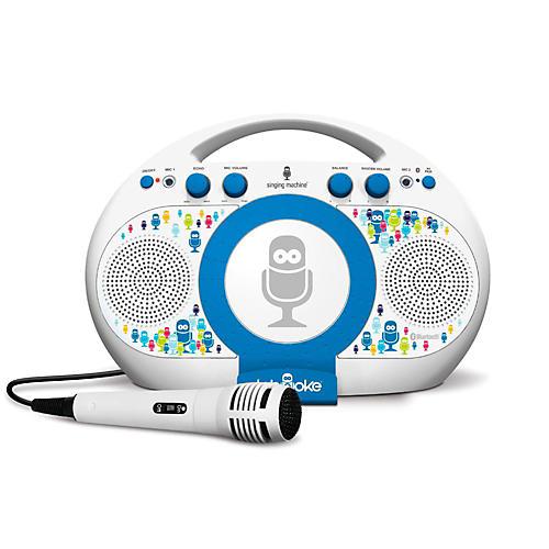 The Singing Machine Tabeoke Portable Bluetooth Karaoke System