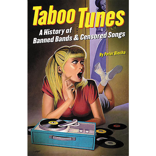 Backbeat Books Taboo Tunes Book