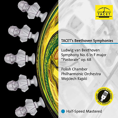 Alliance Tacet's Beethoven Symphonies