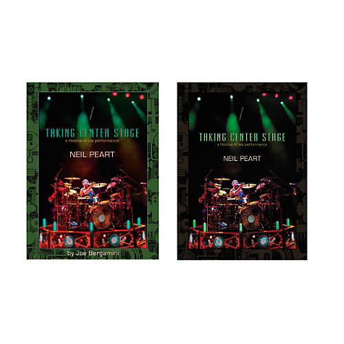Hudson Music Taking Center Stage Book/3-DVD Pack