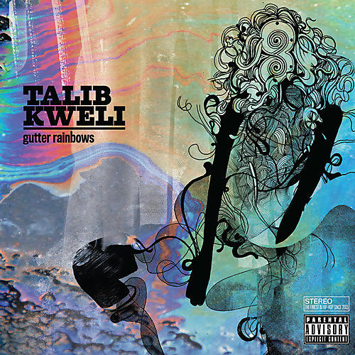 Alliance Talib Kweli - Gutter Rainbows