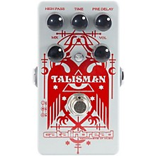 Catalinbread Talisman Plate Reverb Guitar Effects Pedal