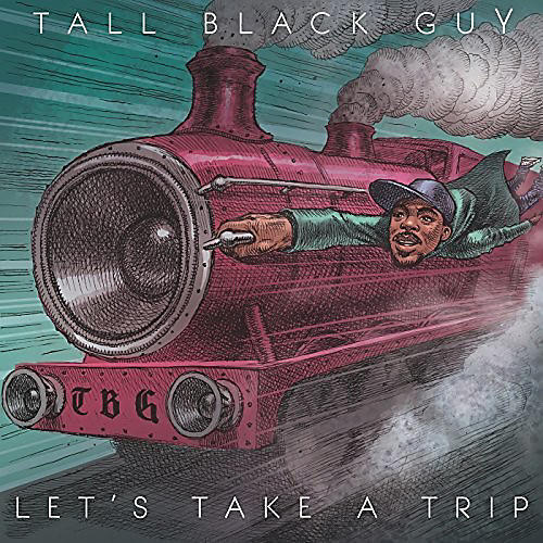Alliance Tall Black Guy - Let's Take A Trip