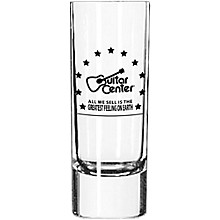 Guitar Center Tall Shot glass
