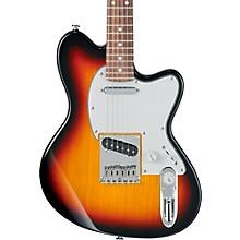 Talman Prestige Series TM1702 Electric Guitar Tri-Fade Burst Rosewood Fingerboard