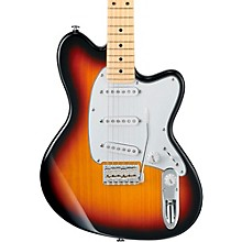 Talman Prestige Series TM1730M Electric Guitar Tri-Fade Burst Maple Fingerboard