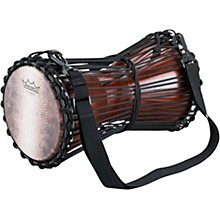 Tamani Talking Drum 6 x 11 in. Antique
