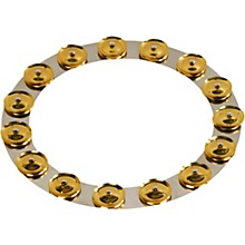Tambo-Ring - Stainless Steel with Brass Jingles 14 in.